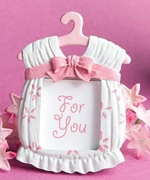 Rosa Babybody Design Fotorahmen X 30