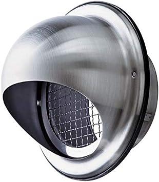 Maico acero inoxidable-campana de aire LH-V2A 16 rejilla para los sistemas de ventilación 4012799513803: Amazon.es: Electrónica