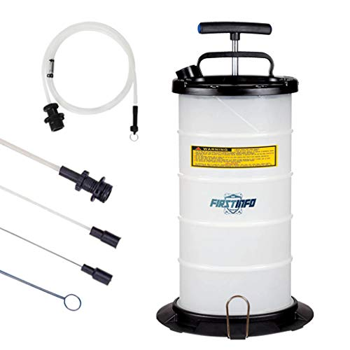 FIRSTINFO 9.5L Manual Operation Oil or Fluid Extractor by FIRSTINFO TOOLS FIT YOUR NEEDS (Image #9)
