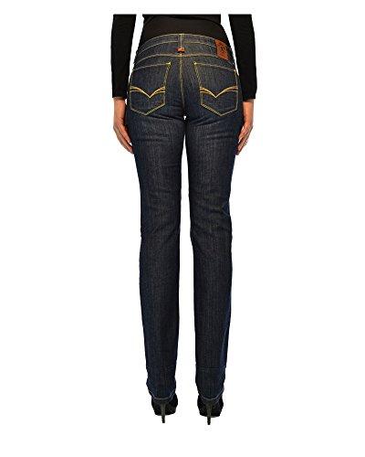 A Jaggy Con Chiusura Cuciture Donna Bottone Contrasto Zip E Jeans w8ATqZ
