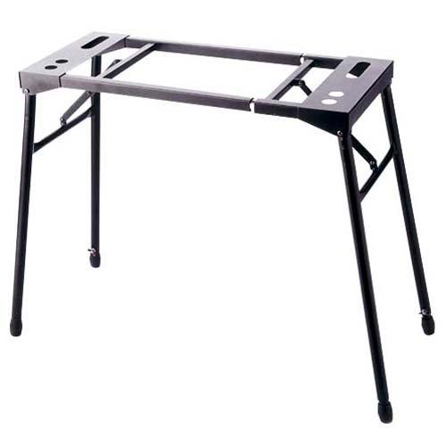 Mixer- E-Piano- Keyboardständer höhenverstellbar schwarz