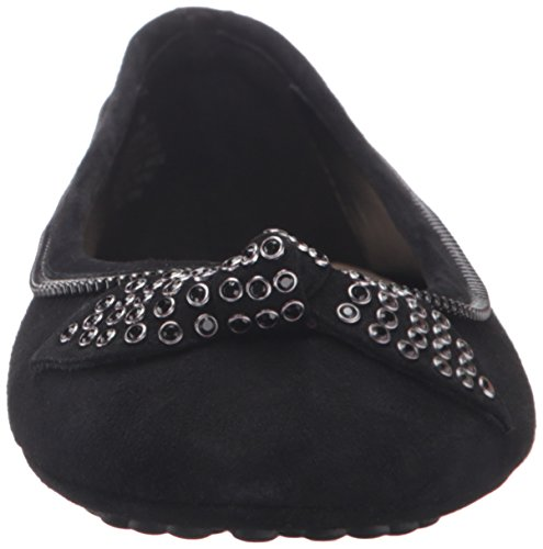 Ballerina Black Hat In Pelle Di Vitello Nove West West