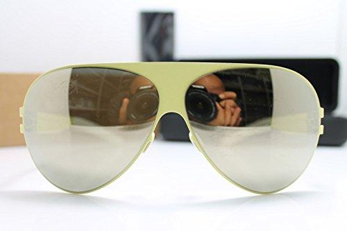 Mykita FRANZ Gold Aviator - Mykita Eyewear