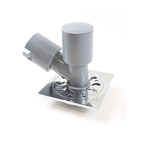Moen Pvc Drain (Twin public deodorant drain/ washing machine to drain the balcony-A)