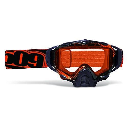 Pressure No Port (509 Sinister X5 Snowmobile Goggle (Orange))