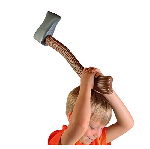 Toy Axe - Plastic Toy Axe Costume Accessory