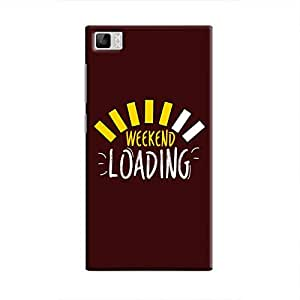 Cover It Up Weekend Loading Hard Case for Xiaomi Mi 3 - Multi Color