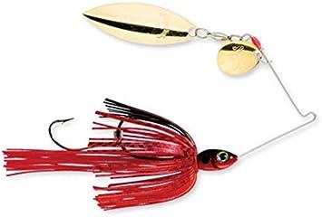 Colorado//Willow Strike King Premier Plus Spinnerbaits