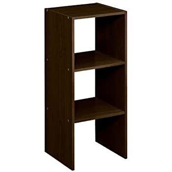 Awesome ClosetMaid 8956 Stackable 31 Inch Vertical Organizer, Espresso