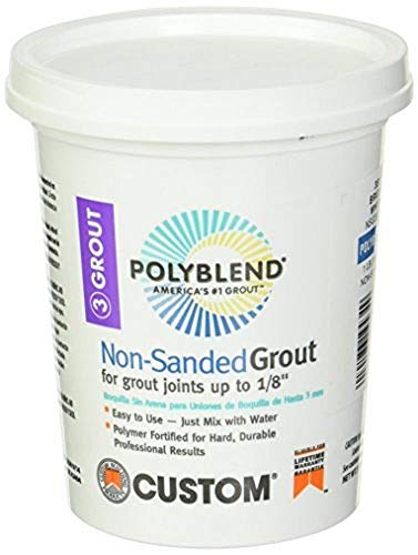 (Custom BLDG Products NSG3811-4 Non-Sanded Grout)