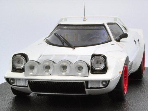 1/43 ランチア ストラトス HF (プレーンカラーモデル:ホワイト) PS009