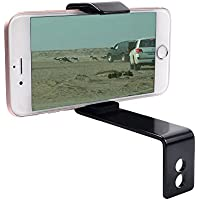 Smartphone Bow Mount for iPhone Samsung clamp holder Filming your hunting trip