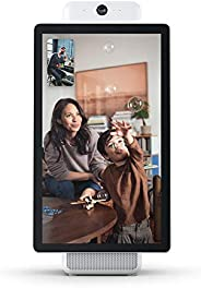 """Facebook Portal Plus Smart Video Calling 15.6"""" Touch Display with Alexa White"""