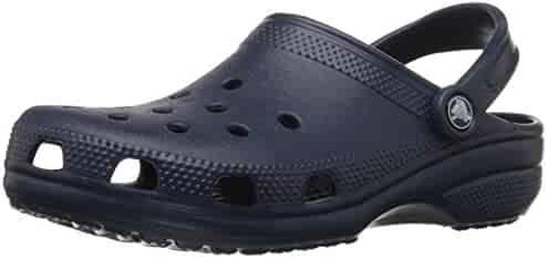 Crocs Classic Adult Shoes Lifestyle Footwear - Navy