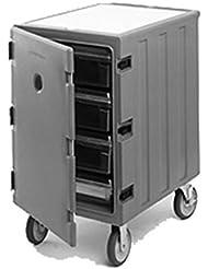 Cambro 1826LBC186 21 7 16 Front Load Food Box Transport Cart Camcart