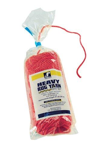 Pacon Gesellschaft Pac04093 Schwere Rug rot Yarn 60 Yards B0019J8S9Q    | Wirtschaftlich und praktisch