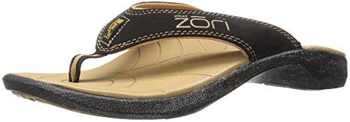 Neat Feat Mens Zori Sport Orthotic Slip On Sandals Flip
