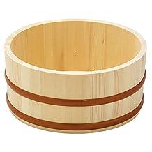Natural Wood Tub Japanese Bath Goods 12462