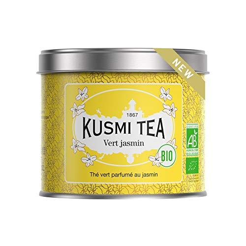 Kusmi Tea - Te verde de jazmin orgànico - Lata de 100g