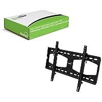 NavePoint Flat Screen Wall Mount Bracket Tilt for Samsung UN55HU7250 Curved 55-Inch TV
