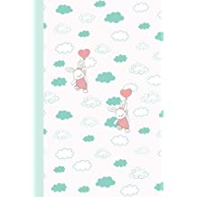 Journal: Bunnies with Balloons 6x9 - LINED JOURNAL - Journal with lined pages - (Diary, Notebook) (Holiday Lined Journal Series)