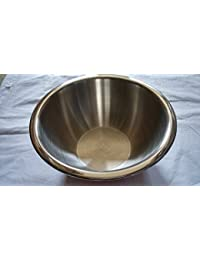 Investment 5QT Stainless Steel Mixing Bowl With Rubber Base deal