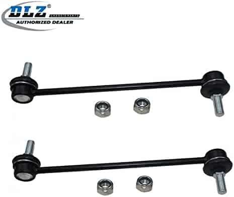 2001 2002 2003 2004 Mazda Tribute Ford Escape DLZ 2 Front Sway bar End Links Compatible with 1995 1996 1997 1998 Mazda Protege 2011 2012 2013 2014 Mazda 2 K80104