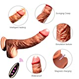 Dicks for Womens with 7 Thrusting Vibration