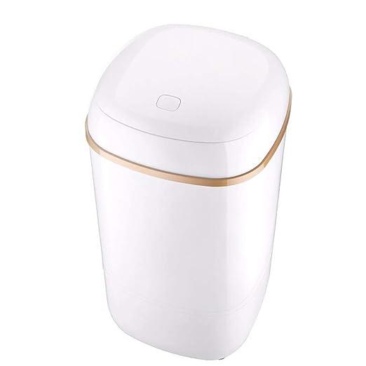 como Mini Lavadora semiautomática de Barril Simple, Ideal para ...
