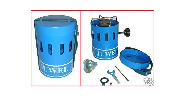 Juwel 485000 - Hornillo para acampada: Amazon.es: Deportes ...