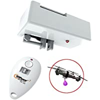 Top Race Drone Clip Remote Control Object Launcher, Release and Drop Drone Delivery, Holds Up to 7oz. TR-66 (PATENTED)