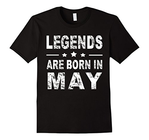Legends are born May Shirt product image