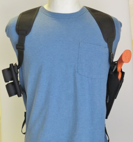Shoulder Holster for Taurus 44 & 357 Large Frame 6 1/2