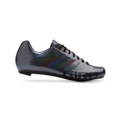 Giro 2018carbón metálico Empire SLX–Zapatos de ciclismo de los hombres Carbón metálico