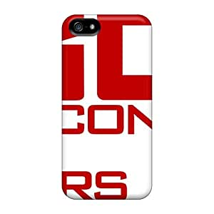 Anti-Scratch Hard Phone Covers For Iphone 5/5s With Unique Design Nice 30 Seconds To Mars Band 3STM Skin JasonPelletier