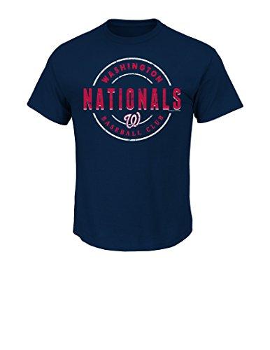 MLB Men's Classic Motion Short Sleeve Crew Neck Tee – DiZiSports Store