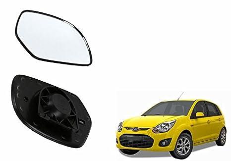 Speedwav Car Rear View Side Mirror Glass Left Ford Figo Type 1 2010