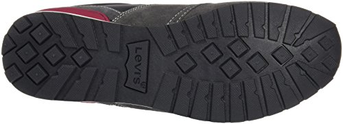 Gris Levi'S Hombre Dull Runner Grey Zapatillas para II NY WYwSYUrqgB