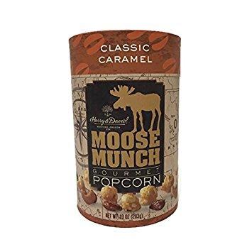 Harry & David, Moose Munch Gourmet Popcorn, Classic Caramel, 10 (Gourmet Caramel Popcorn)