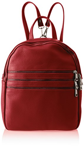 Chicca board 1 Woman Red Borse Board Bag 8702 Backpack vx4p0vwqr
