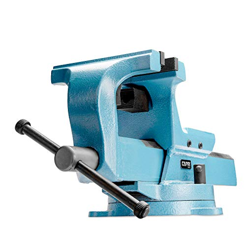 Capri Tools 10516 Ultimate Grip Forged Steel Bench Vise, 6