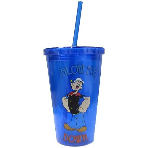 silver-buffalo-popeye-the-sailor-man-tv-show-theme-blow-me-down-16-ounce-tumbler