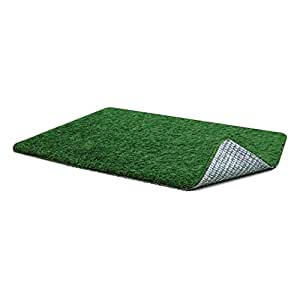 "PoochPads Indoor Turf Replacement Grass Dog Potty, Large/28"" x 36"""