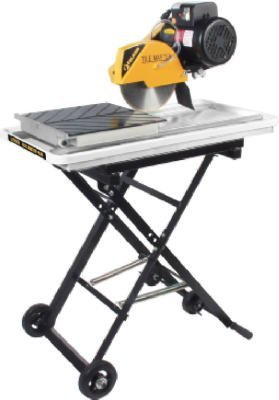 Husqvarna Construction 542203252 Tilematic Folding Steel Tile Saw Stand - STAND ONLY