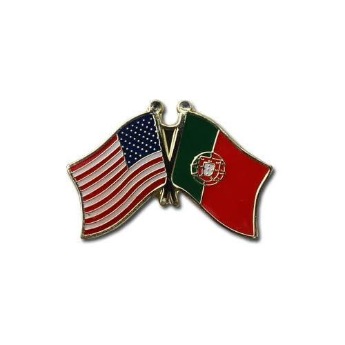 Portugal - Friendship Pin for cheap