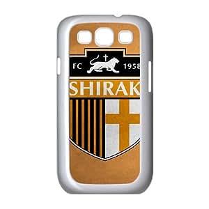 Sports fc shirak Samsung Galaxy S3 9300 Cell Phone Case White Present pp001-9538798