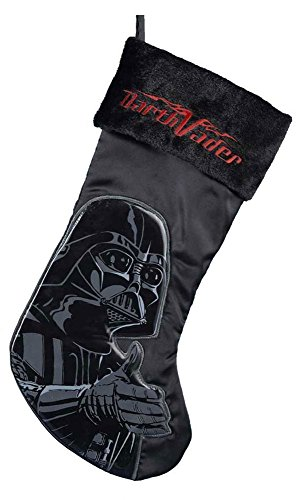 18 Inch Star Wars Darth Vader St Nick Christmas Stocking