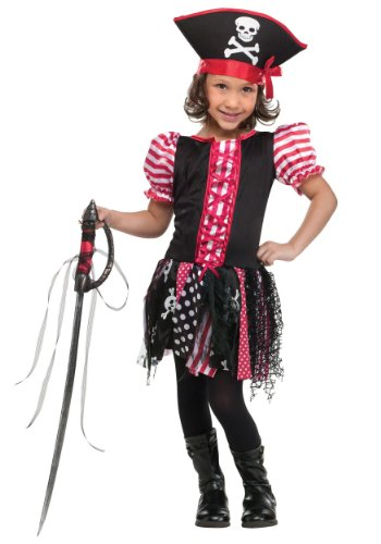 Stowaway Costume (Little Girls' Stowaway Sweetie Costume Large (3T - 4T))