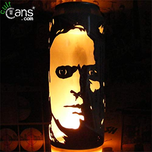 Keith Flint Beer Can Lantern! The Prodigy, Firestarter Pop