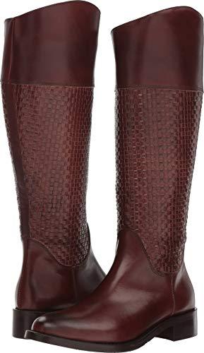 - Sesto Meucci Women's Zalia Sport Rust Antique Calf/Tan Weave 11 M US